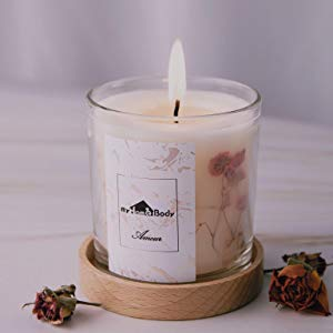 Amour (Rose)  Candle – myHomeBody