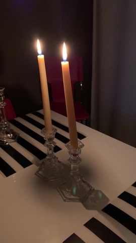 Candle Review & Giveaway-Mohawk Valley Trading Co 100% Beeswax Candle