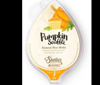 Shortie's Candles Pumpkin Souffle Wax Melts