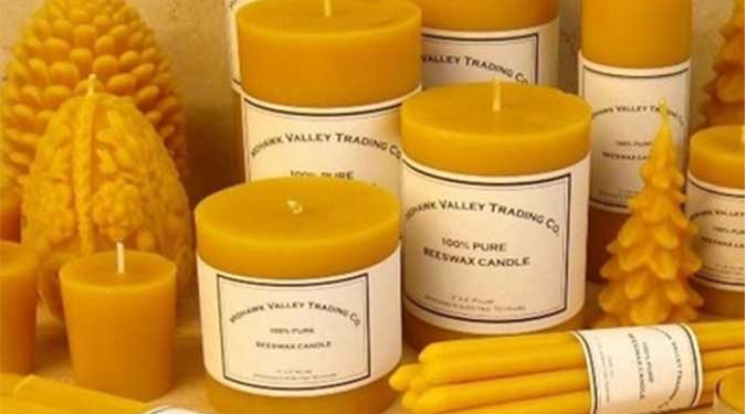 Candle Review-Beeswax Candle Giveaway