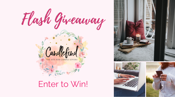 Flash Giveaway Candlefind