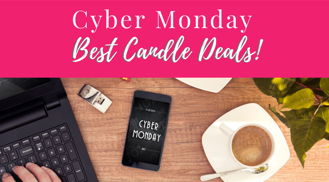 Best Candle Deals Cyber Monday