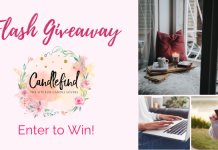 Candlefind Flash Giveaway- Enter to Win