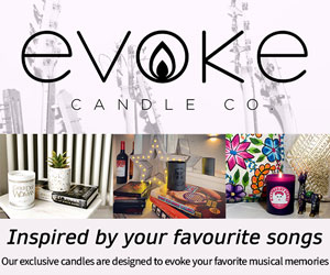 Evoke Candle Co Ad