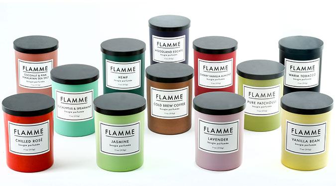 Flamme Candle Company