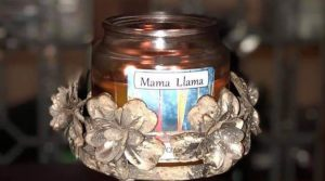 Mama Llama Candles