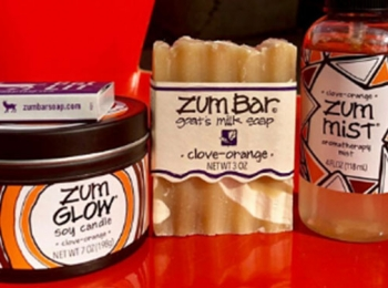Zum Glow Candles from Indigo Wild