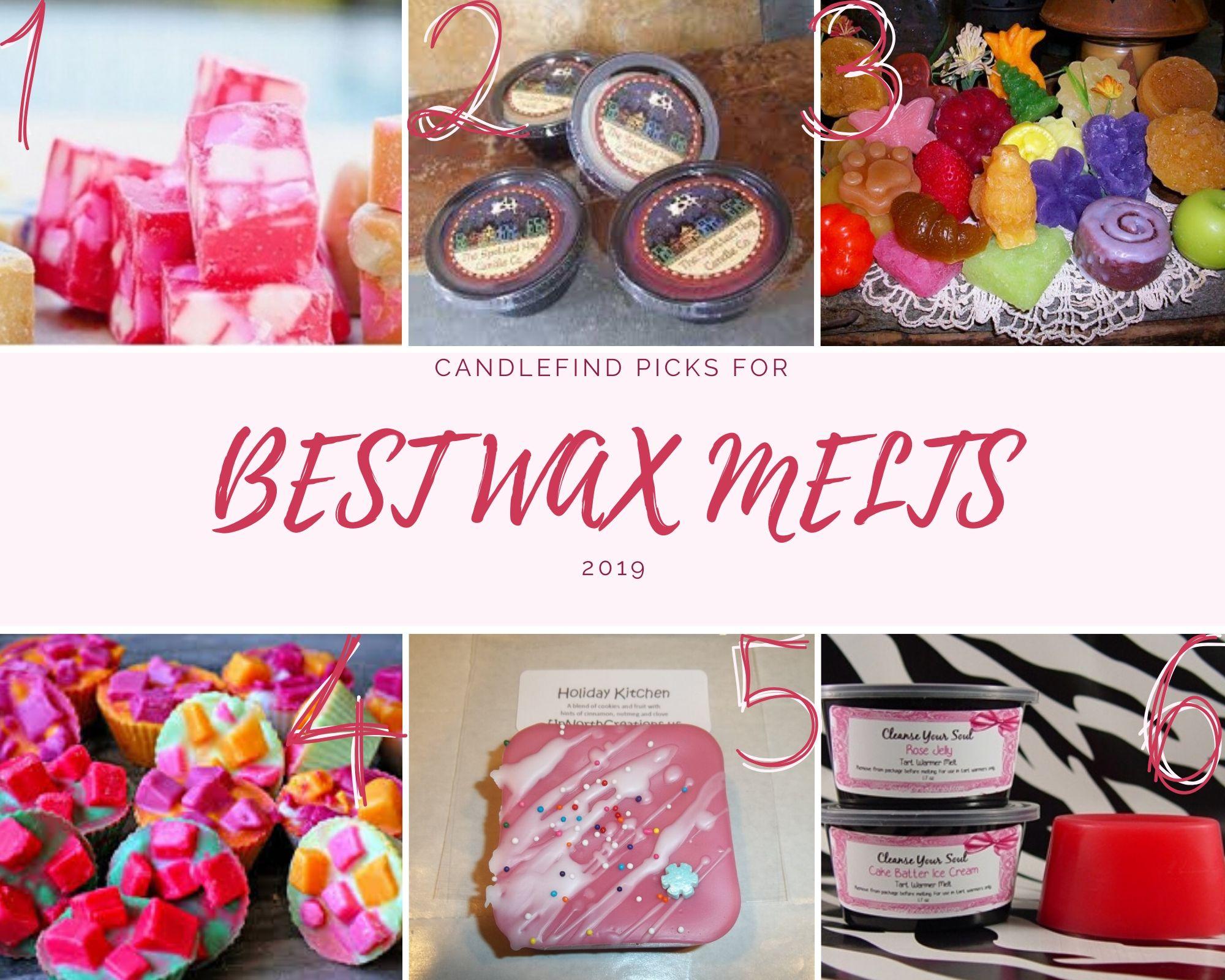 best wax nelts
