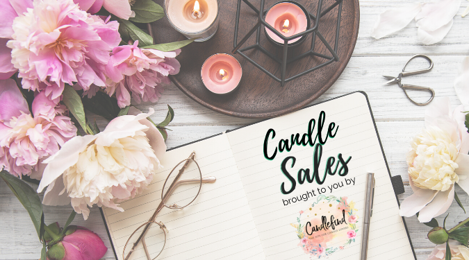 Candlefind Candle Sales Announcements