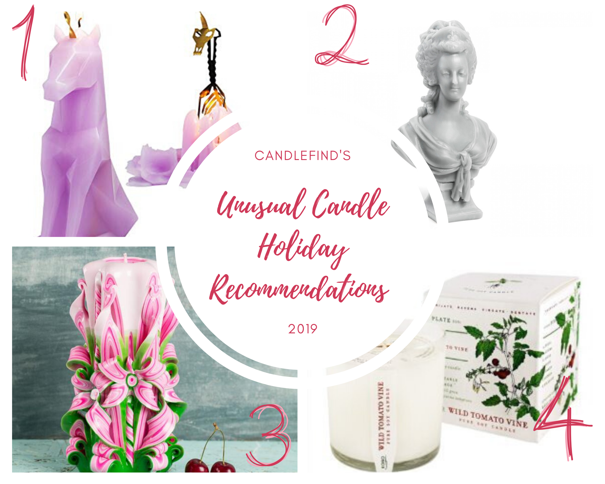 unusual candle gift guide 2019
