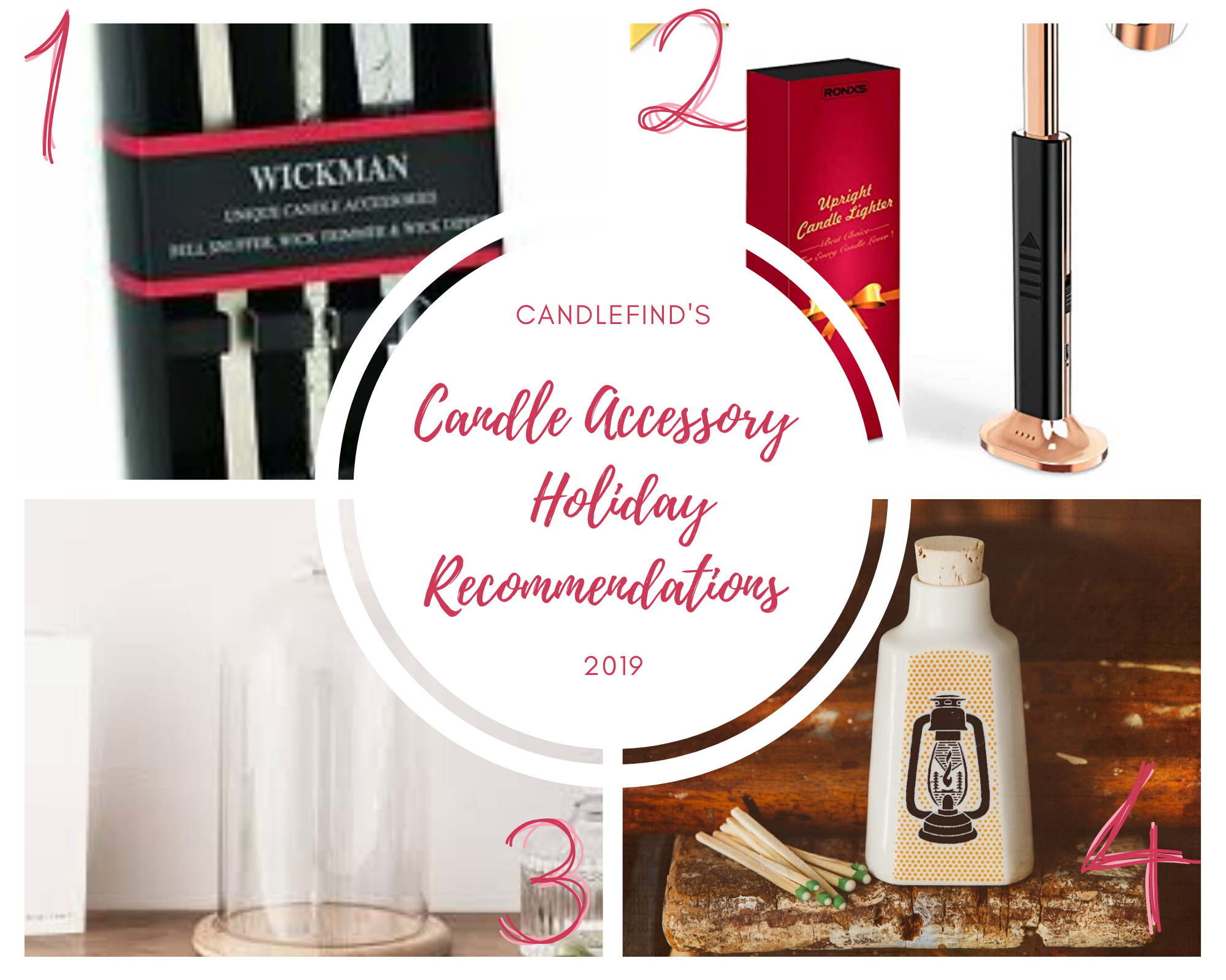 candle accessory gift guide 2019