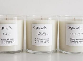 Agapé Candles