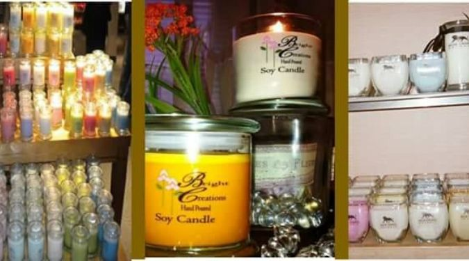 Bright Creations Candles
