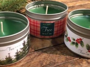 Aunt Sadie's Candles