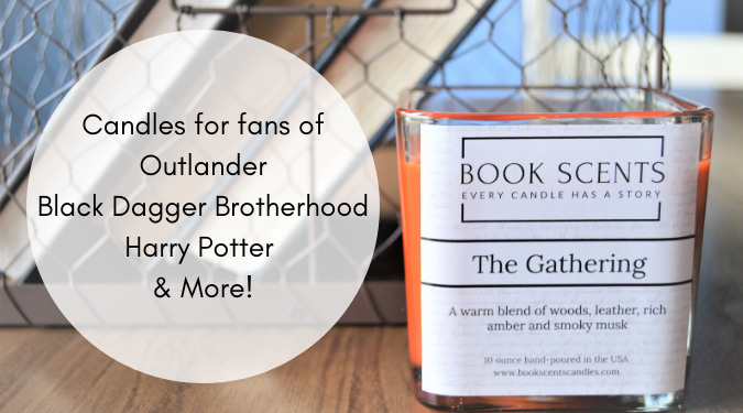 Book Scents Candle Co
