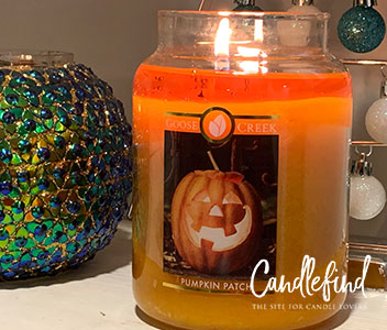 Goose Creek Pumpkin Patch Candle