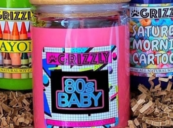 Grizzly Candles
