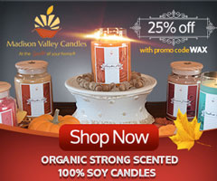 Shop Madison Valley Candles