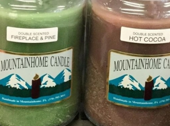 Mountainhome Candle