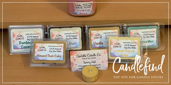Sparkle Candle Co-You've Been Shopped!