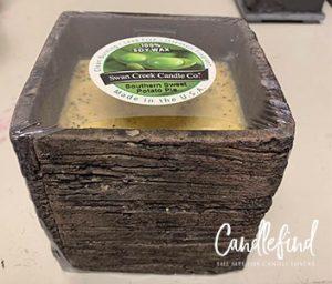 Swan Creek Southern Sweet Potato Pie Candle