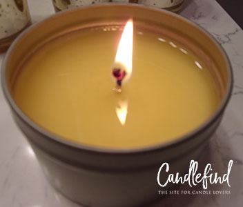 Candle Escape- Strolling the Scent List