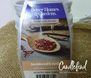 Better Homes & Gardens Sandalwood & Vanilla Wax Melts