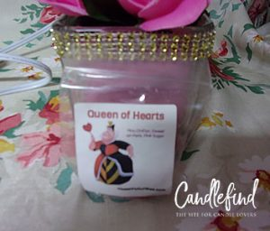CFOW Queen of Hearts Wax Melts