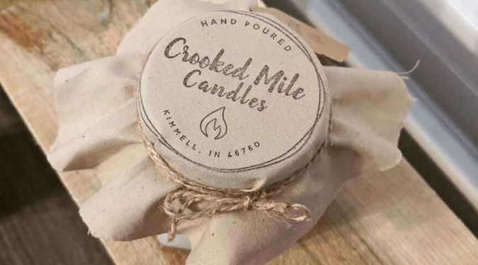 Crooked Mile Candles