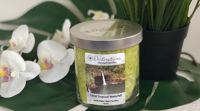 Destination Scented Candles