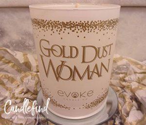 Evoke Gold Dust Woman Candle