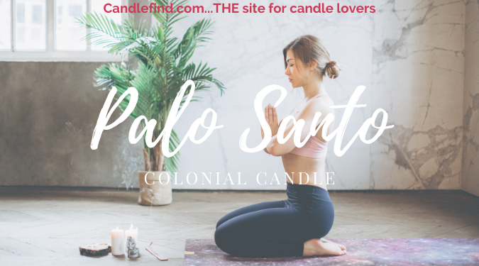 Palo Santo Candle Review