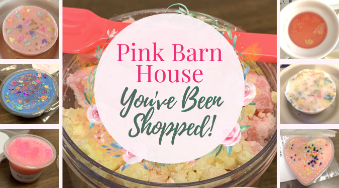 Pink Barn House You've Been Shopped!