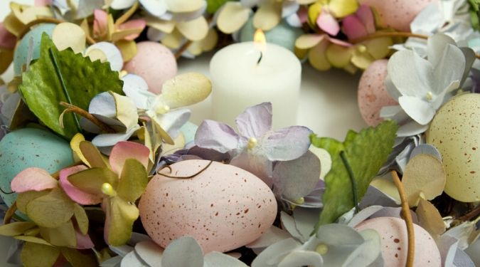 Easter Candles & Wax Melts