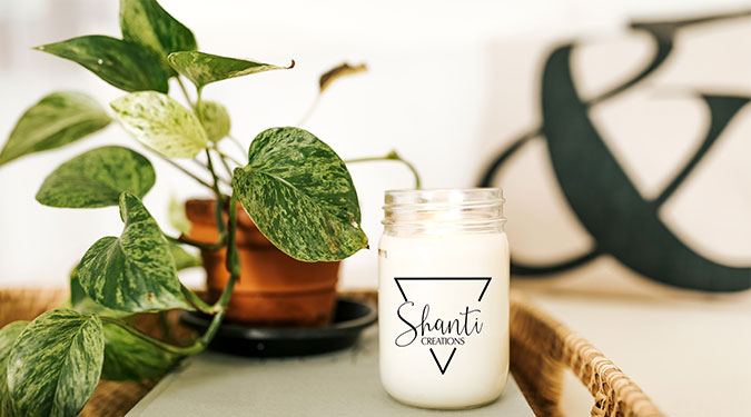 Shanti Creations Candles