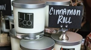 Lit & Co Candles