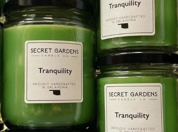 Secret Gardens Candle Company