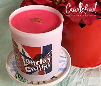Evoke London Calling Candle