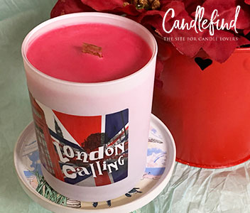 Evoke London Calling Candle