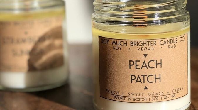 Soy Much Brighter Candle Co.