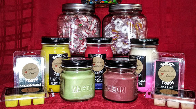 Sweet Tooth Candles