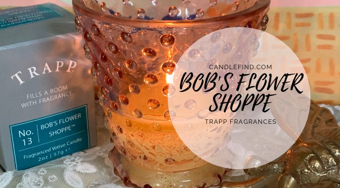 Bob's Flower Shoppe Votive Candle Review