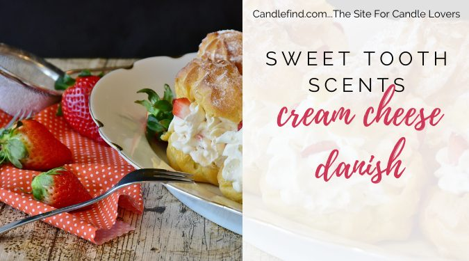 Cream Cheese Danish Wax Melts Review Sweet Tooth Scents