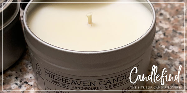 Midheaven Candles White Birch Candle