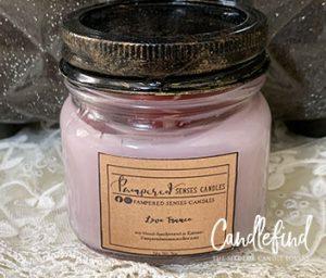 Pampered Senses Love Splendor Candle
