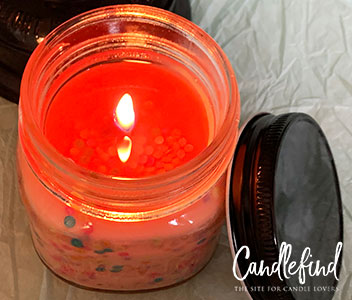 Sweet Tooth Rainbow Cookies Candle