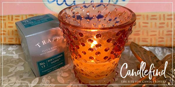 Trapp Bob's Flower Shoppe Votive Candle