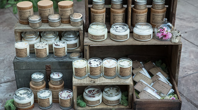 Wax Apothecary Candles Candle Selection