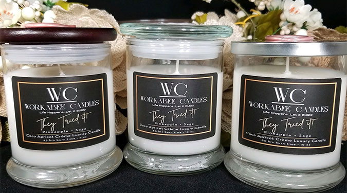 WorkaBee Candles