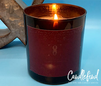 Etessam Luxury Candles BURN1NG DES1RE Candle